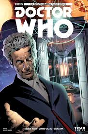 titan comics doctor who ghost stories 3 out tomorrow blogtor who