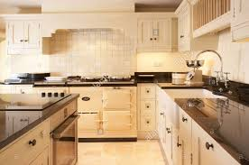 Kitchen Table Island Combo Granite Countertop Kitchen Floors With Cherry Cabinets Install