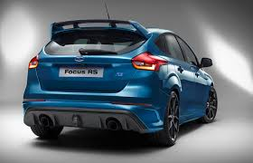 2015 Focus St Specs Ford Focus Rs Officially Rated At 350 Ps And 440 Nm