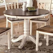 inspirational ashley furniture round dining table 60 in home