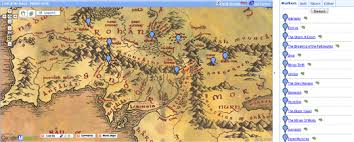 entire middle earth map map middle earth maps of the world