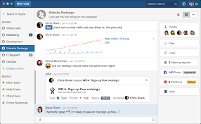 hipchat group chat video and screen sharing atlassian