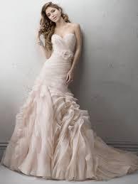 blush pink wedding dress buy junoir bridesmaid dresses
