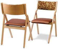 Upholstered Folding Dining Chairs Folding Dining Chairs Padded
