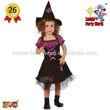 toddler witch costume lucida oem top selling kids witch costume dress