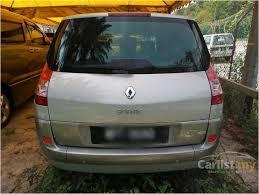 Renault Scenic 2005 Interior Renault Scenic 2005 1 6 In Kuala Lumpur Automatic Mpv Silver For
