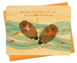 otter cards owl paper goods stationery