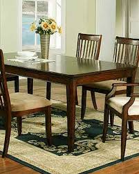 only topaz cherry dining table wo dtc24278