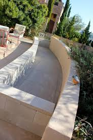 Building A Raised Vegetable Garden by Diy Concrete Vegetable Garden Laguna Dirt