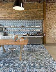 Kitchen Floor Tile Patterns Kitchen Floor Tile Patterns 4 In White And Blue Squares Founterior