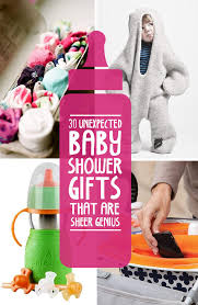 gifts for baby shower 30 baby shower gifts that are sheer genius