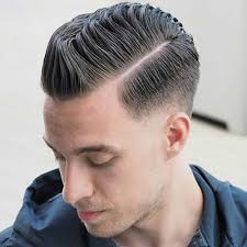 fade haircuts both sides hairstyles side part haircut a classic gentleman s hairstyle men s