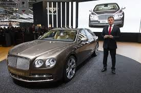 bentley flying spur 2014 2014 bentley flying spur and 2014 bentley mulsanne at 2013 geneva show
