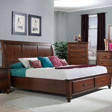 Sleigh Bed With Storage Cambridge Newport Storage Sleigh Bed U0026 Reviews Wayfair