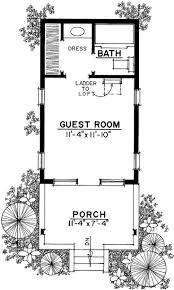 1 Bedroom Garage Apartment Floor Plans by 134 Best House Plans Images On Pinterest Architecture Small