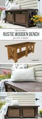 17 easy diy benches that you can build yourself