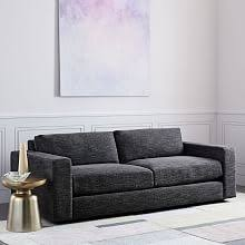 Charles Of London Sofa Contemporary Sofas And Loveseats West Elm