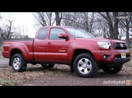 toyota tacoma autotrader 2015 toyota tacoma trd sport truck test drive review