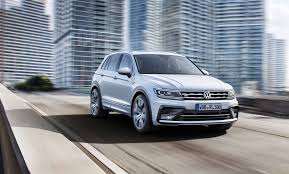 white volkswagen tiguan volkswagen confirms model family based on second generation tiguan