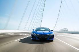 first acura ever made 2017 acura nsx price from 157 800