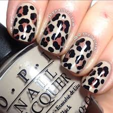 best 25 leopard nail art ideas on pinterest leopard nails