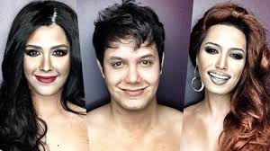 see the paolo ballesteros makeup transformation to miss ph miss