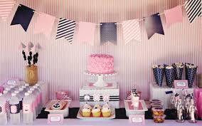 baby girl 1st birthday ideas kara s party ideas preppy girly nautical 1st birthday party