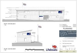 build plan rnli penlee lifeboat new build plans