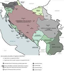 Yugoslavia Map Invasion Of Yugoslavia April 6 1941 Summary Wwii German Attack