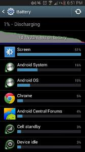 android central forums obligatory battery thread page 2 android forums at