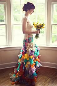 colorful wedding dresses the most amazing colorful wedding dresses wedding