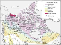 Map Canada by Introduction Northern Canada Natural Resources Canada