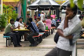 singapore bangladeshi migrant workers trapped in debt