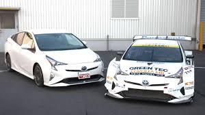 toyota prius mental 2016 toyota prius gt300 racecar debuts at tokyo