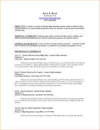 Maintenance Description For Resume Flight Attendant Resume Cover Letter Choice Image Cover Letter Ideas