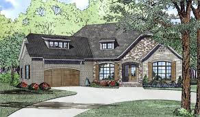 european style home plans house plan 82166 at familyhomeplans com