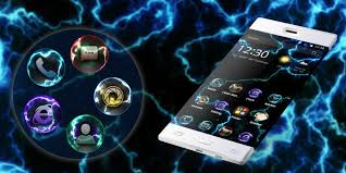 thunder theme cool laser android apps on play