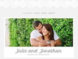wedding websites registry free wedding websites