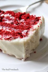 this is the red velvet cake i was telling you about that i won a