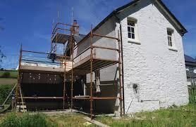 external wall insulation homebuilding renovating