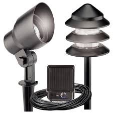 Malibu Led Landscape Lights Malibu 8301 9907 08 Metal Tier Light Kit 8 Landscape Path