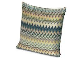 masuleh pillow missoni urbanspace interiors