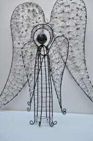 609 best wire angels images on pinterest wire wire art and