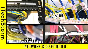 home network closet rack build u2013 itechstorm