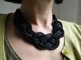 rope necklace black images 54 rope knot necklace green rope necklace rope knot necklace jpg