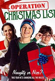 the christmas list operation christmas list 2016 imdb