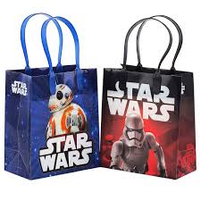 wars gift bags wars goodie bags 12 premium quality party favor