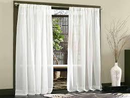 Curtains For Sliding Door Sheer Curtains Bifold Doors Sliding Door Ideas Also U2013 Muarju