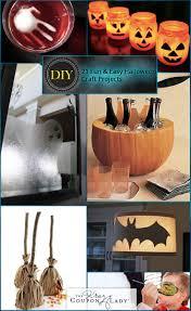 Easy Halloween Craft Projects - 180 best halloween images on pinterest halloween pumpkins