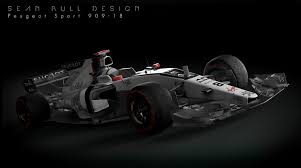 peugeot sport car peugeot joining f1 could be a little something like this
